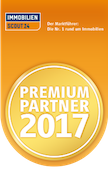 Kuhn Immobilien ist Immobilienscout24 Premium Partner 2017