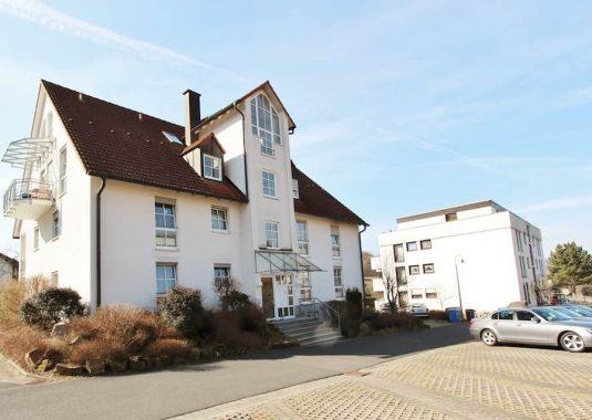 Von Kuhn Immobilien verkaufte Eigentumswohnung in Bad Brückenau