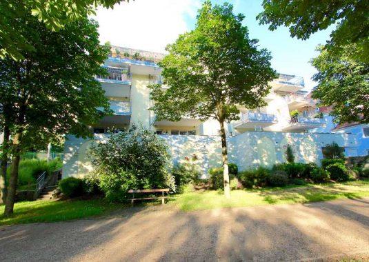 Von Kuhn Immobilien verkaufte Eigentumswohnung in Bad Kissingen