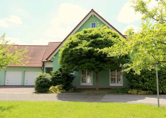 Von Kuhn Immobilien verkauftes Einfamilienhaus in Oerlenbach