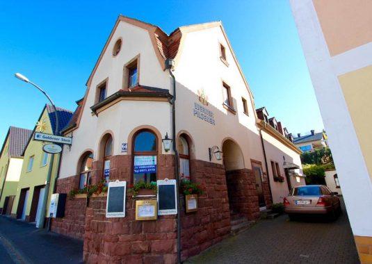 Von Kuhn Immobilien verkaufte Wohn- und Gewerbeimmobilie in Bad Kissingen