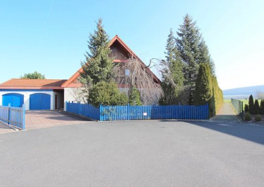 Von Kuhn Immobilien verkauftes Wohnhaus in Elfershausen