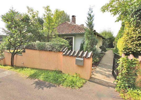 Vermietetes Einfamilienhaus von Kuhn Immobilien in Bad Kissingen