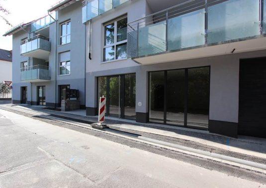 Vermietete Gewerbeimmobilie von Kuhn Immobilien in Bad Kissingen