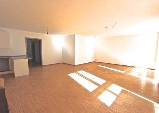 Vermietete Neubauwohnung von Kuhn Immobilien in Bad Kissingen
