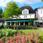 Geschäftshaus in 1A Lage im Rosengarten von Bad Kissingen
