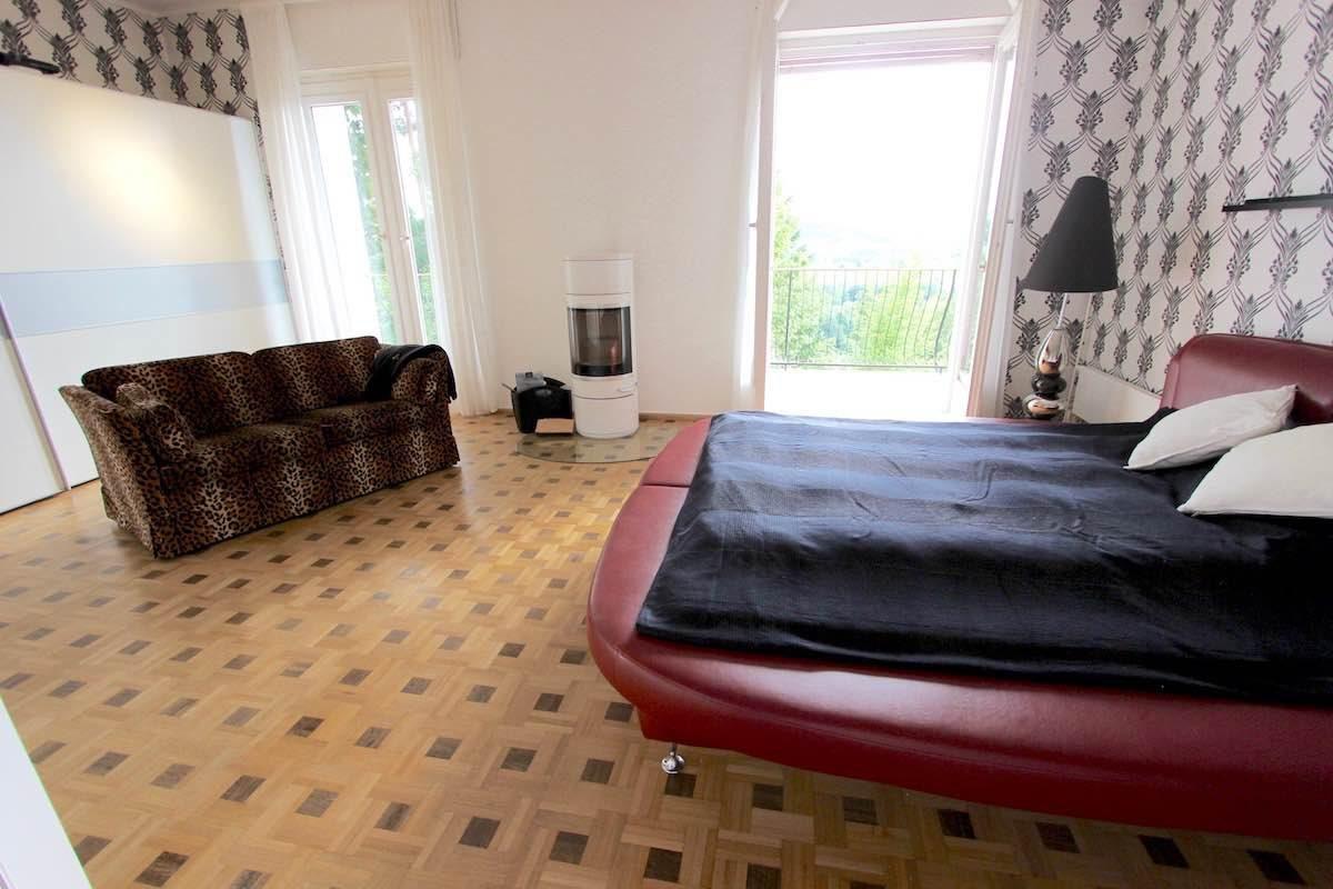 Kuhn Immobilien EG Schlafzimmer