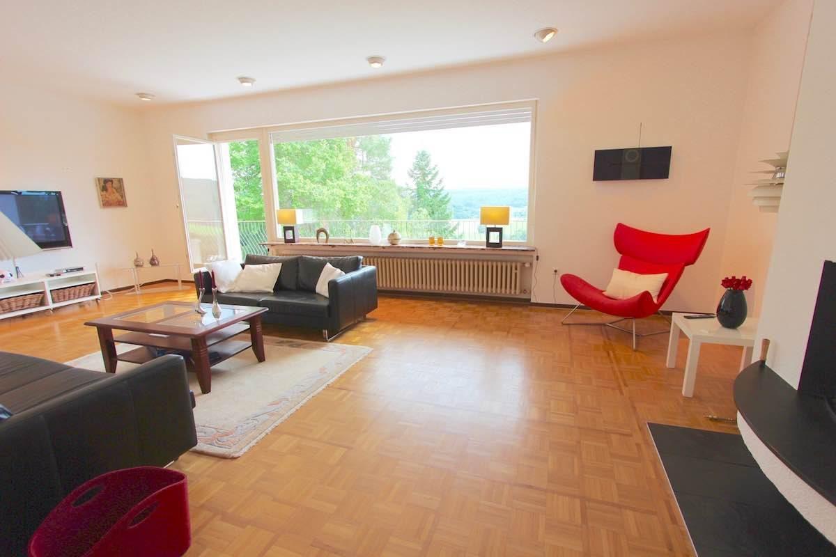 Immobilien Kuhn - EG Wohnzimmer