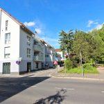 Barrierefreie, exklusive 2 Zi.-Stadtwhg. mit EBK, Balkon, Aufzug & Tiefgarage