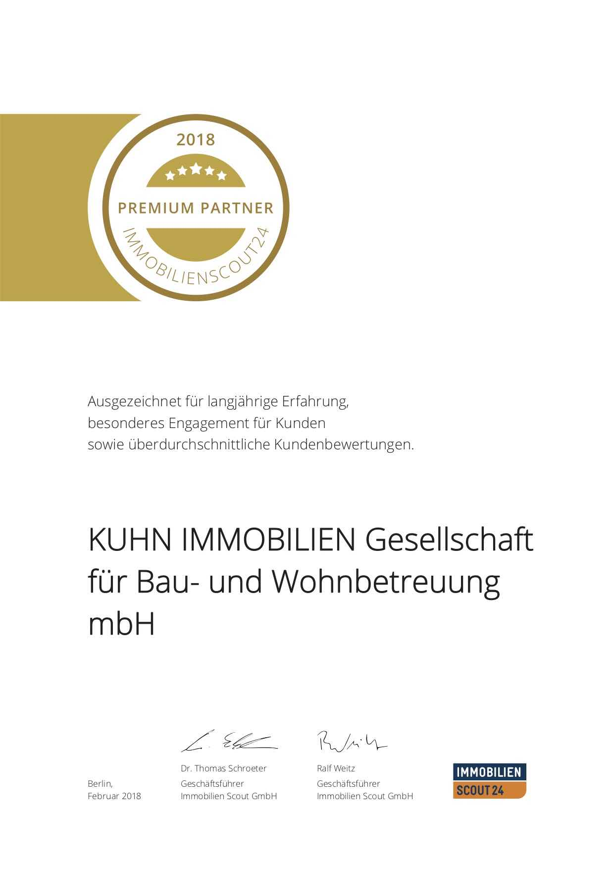 Immobilienmakler Bad Kissingen