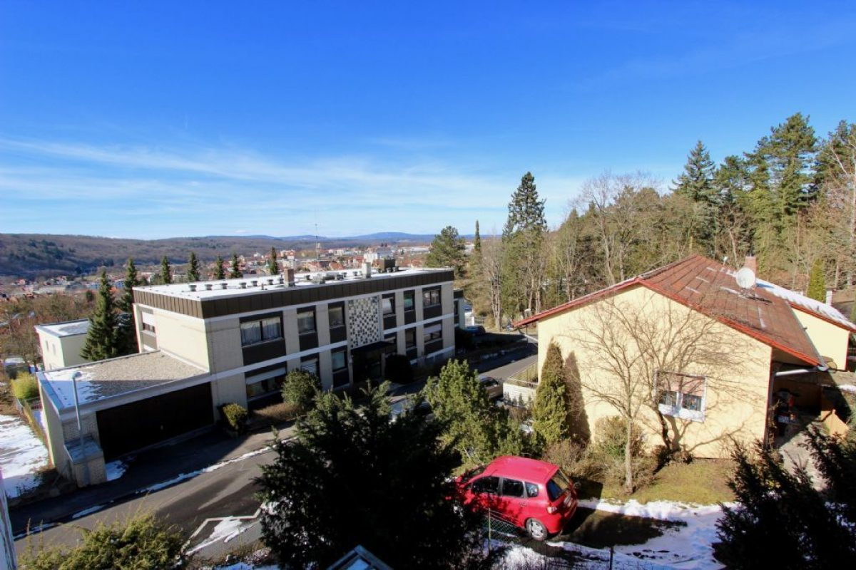 Blick in die Rhön - Kuhn Immobilien Bad Kissingen