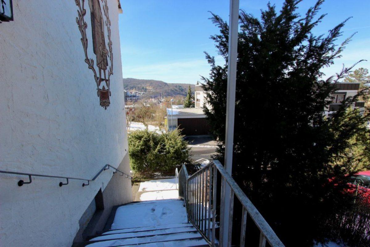 Blick über die Stadt - Kuhn Immobilien Bad Kissingen