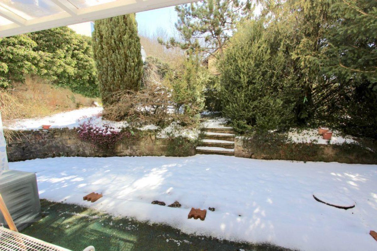 Zugang zum Garten - Kuhn Immobilien Bad Kissingen