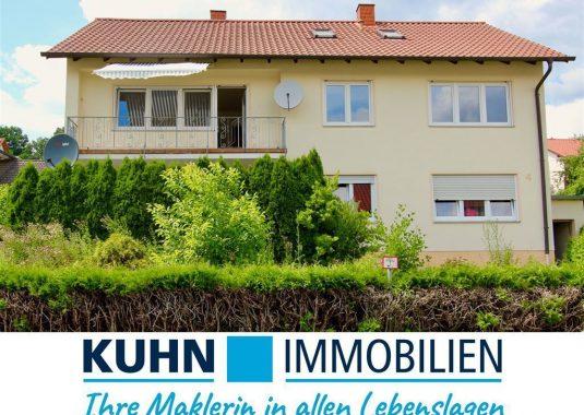 Ansicht 2 mit Signet - Kuhn Immobilien Bad Kissingen