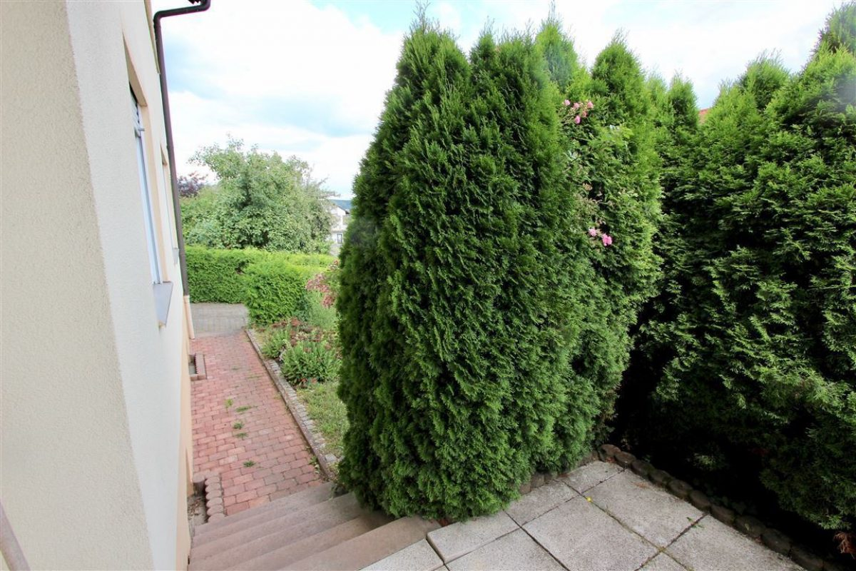 EG Terrasse - Kuhn Immobilien Bad Kissingen