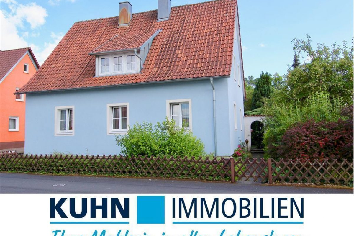 Ansicht 1 - Kuhn Immobilien Bad Kissingen