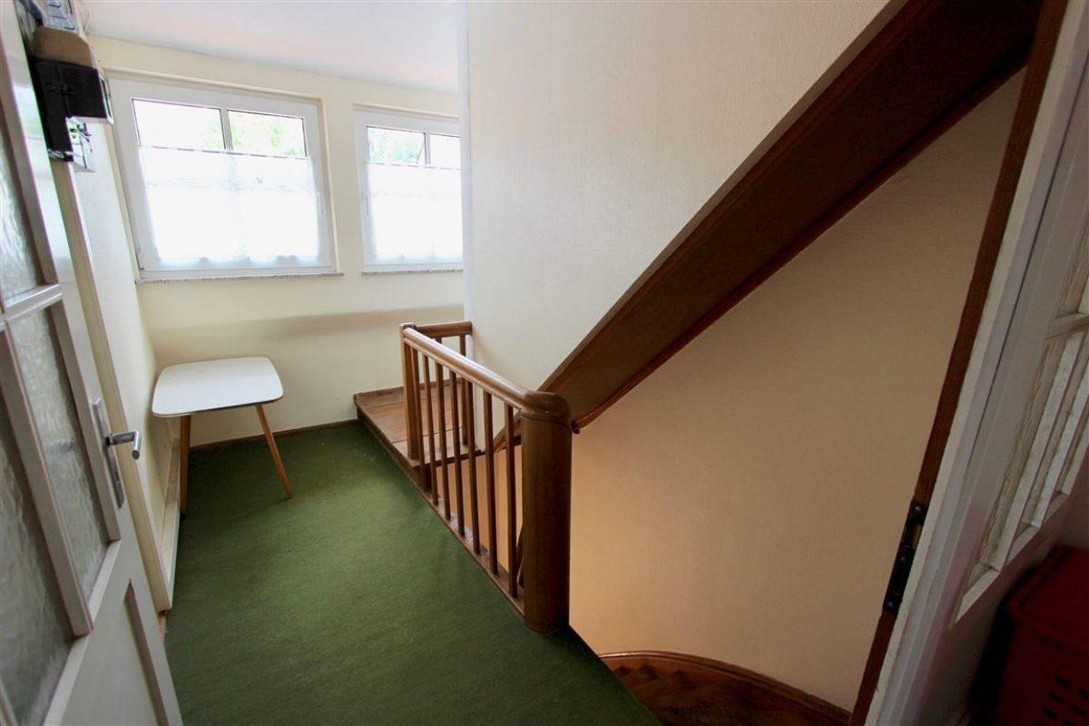 Zugang Dachboden - Kuhn Immobilien Bad Kissingen