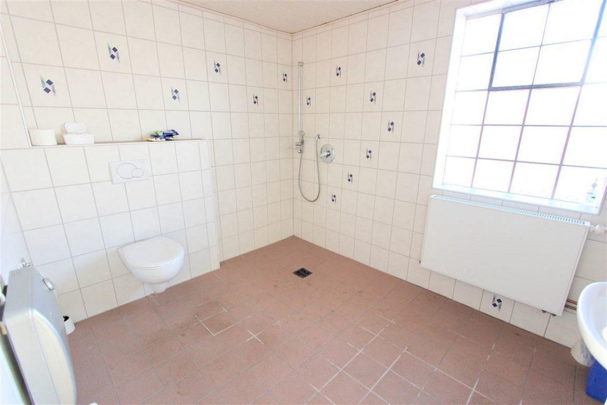 Behindertengerechte Dusche EG - Kuhn Immobilien Bad Kissingen