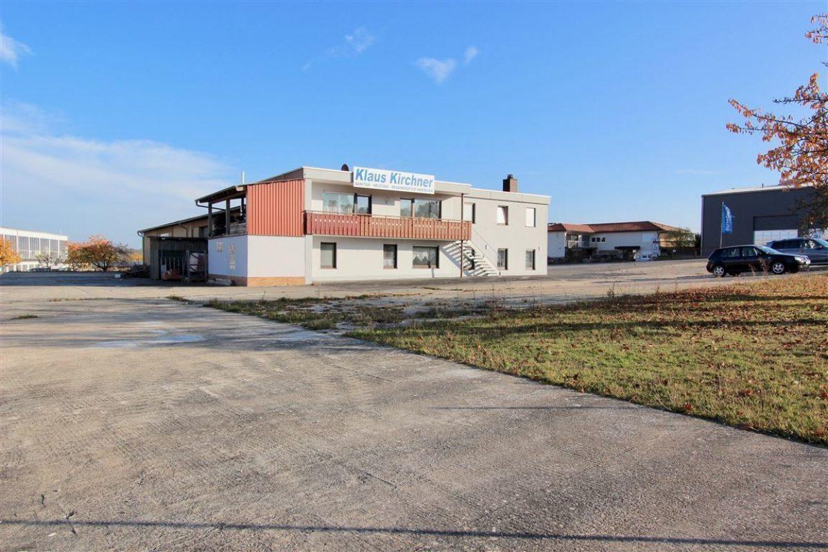 Große Freifläche - Kuhn Immobilien Bad Kissingen