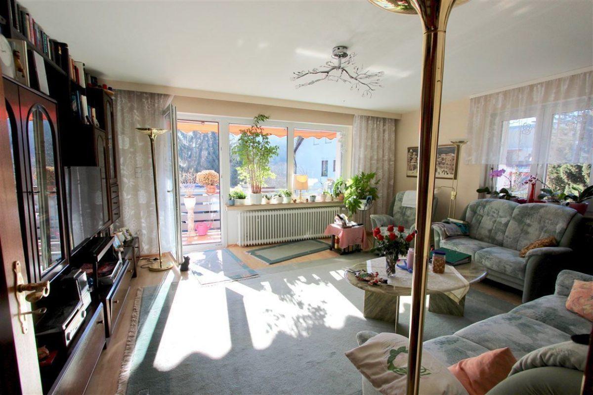 Wohnzimmer 1.OG - Kuhn Immobilien Bad Kissingen