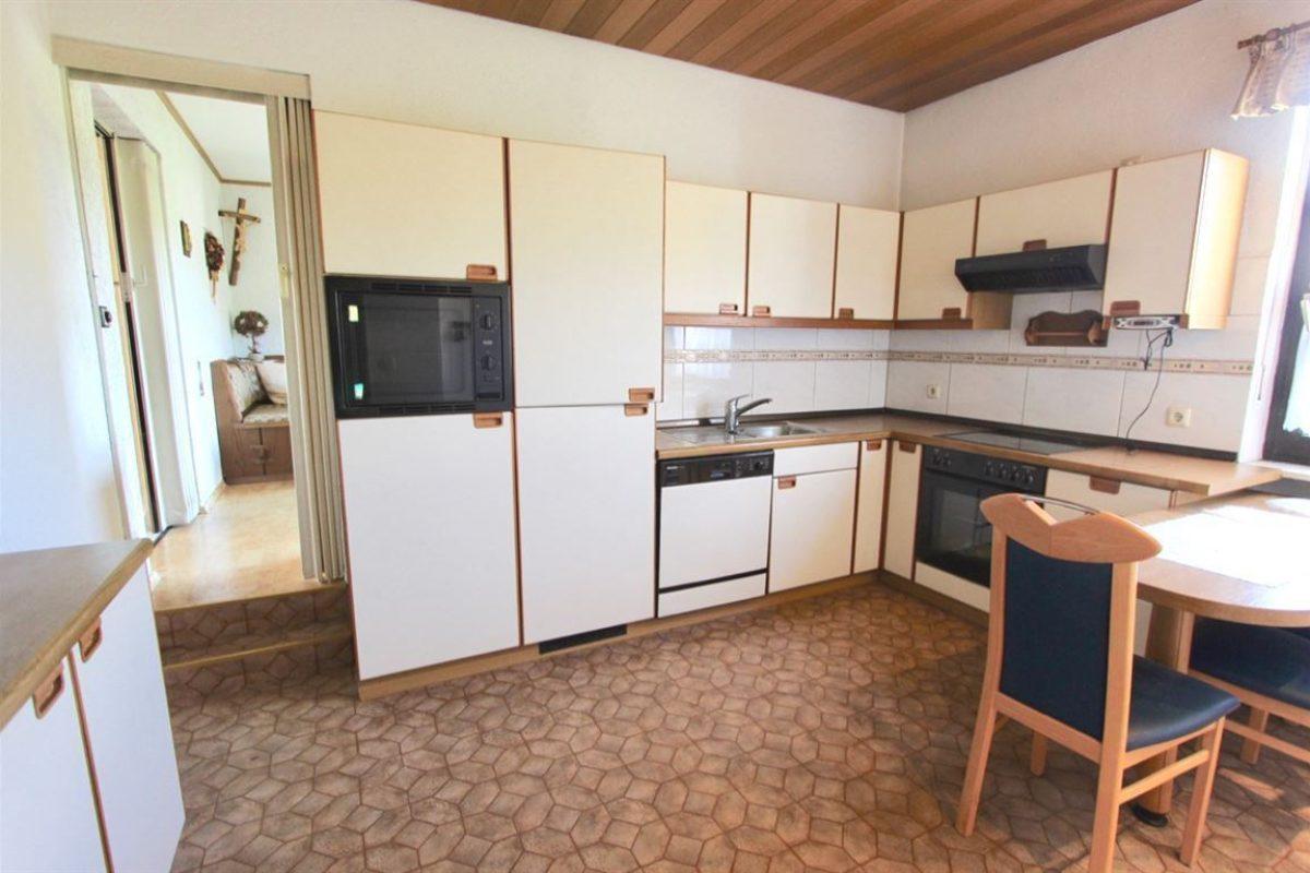EG: Küche - Kuhn Immobilien Bad Kissingen