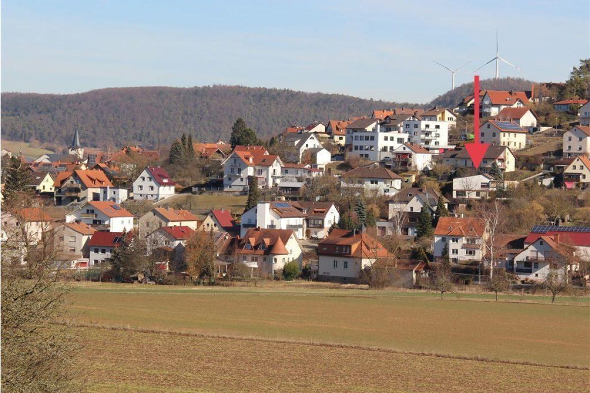 Herrliche Lage - Kuhn Immobilien Bad Kissingen