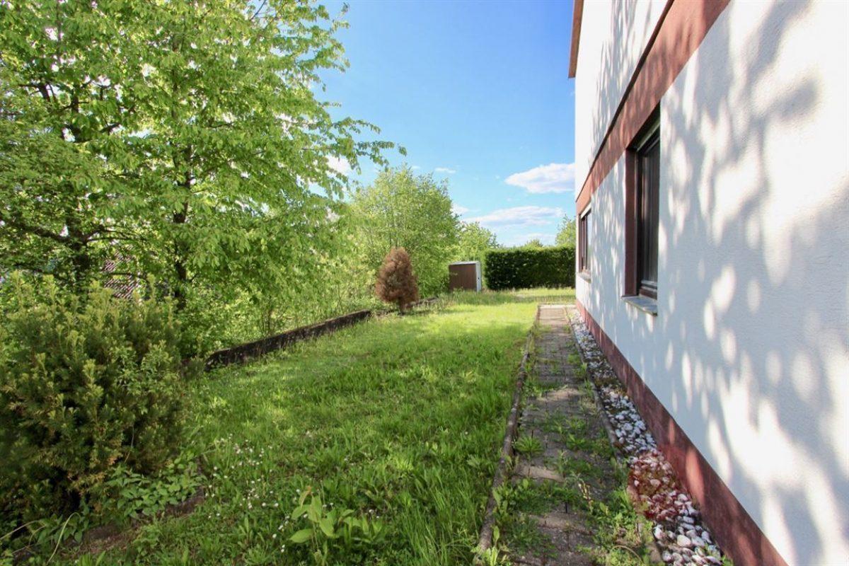 UG: Gartenfläche - Kuhn Immobilien Bad Kissingen