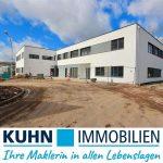 Bis zu  231 m² Praxis- und Büroflächen in einem soeben fertiggestellten, repräsentativen Neubau.