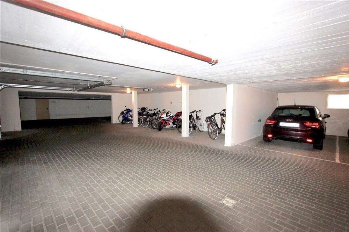 Fahrradabstellmöglichkeit - Kuhn Immobilien Bad Kissingen