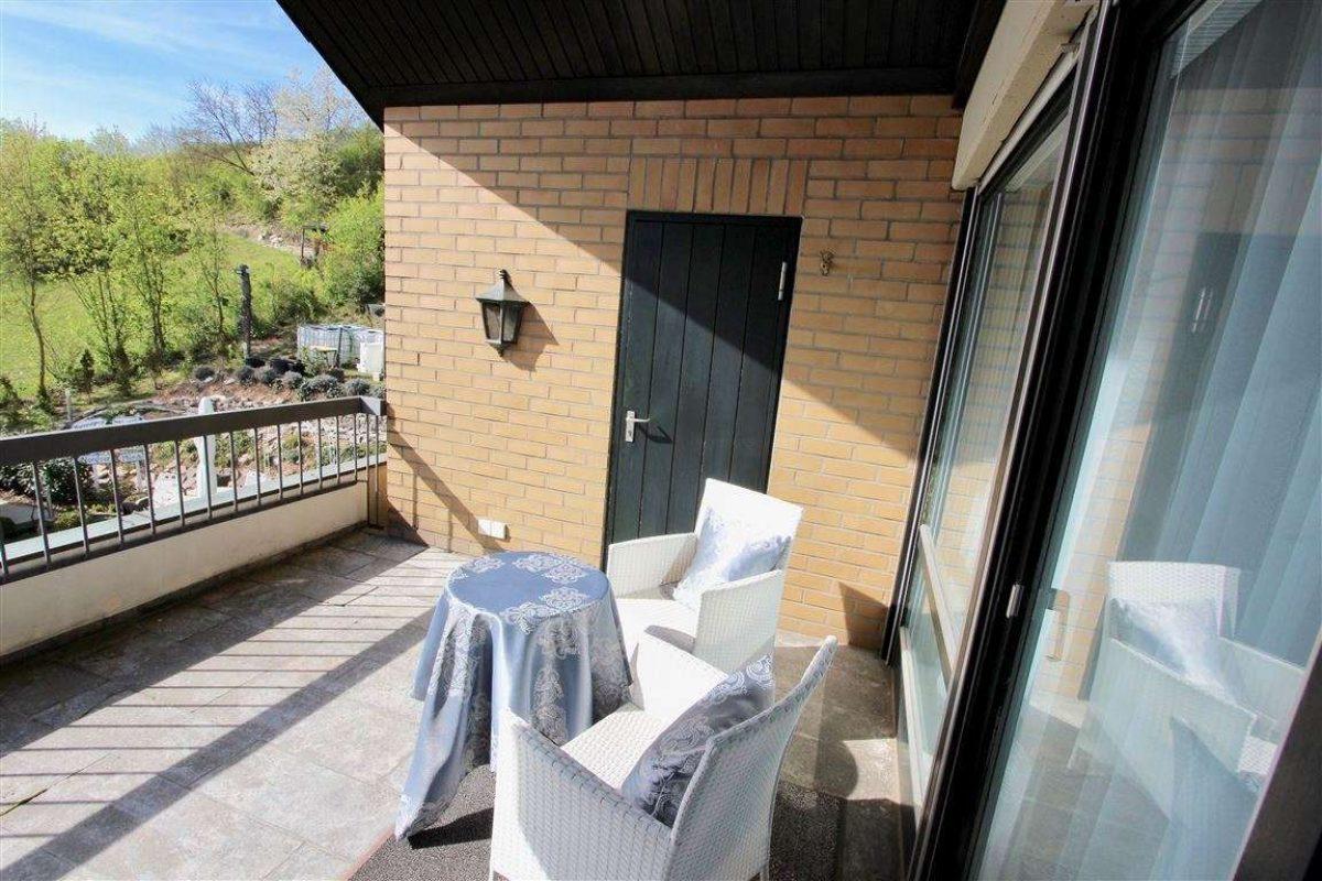 Balkon DG - Kuhn Immobilien Bad Kissingen