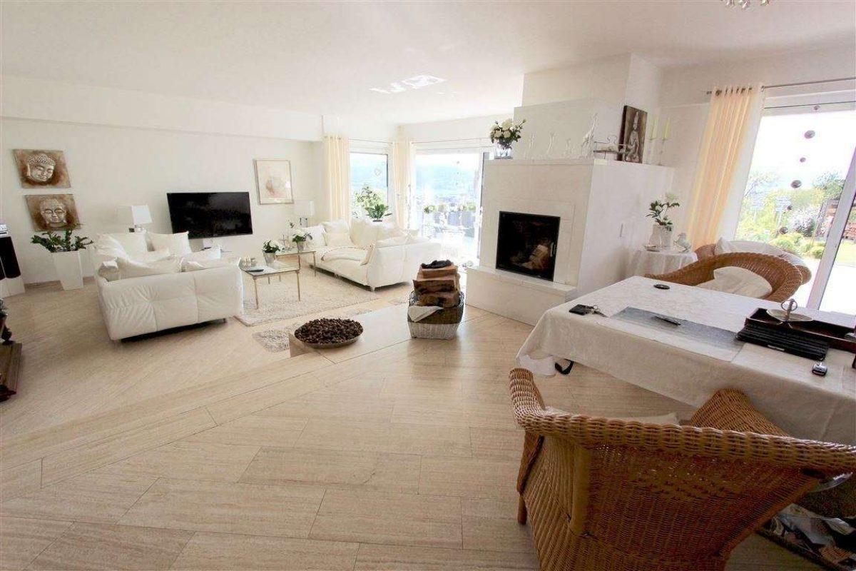 Wohnzimmer - Kuhn Immobilien Bad Kissingen