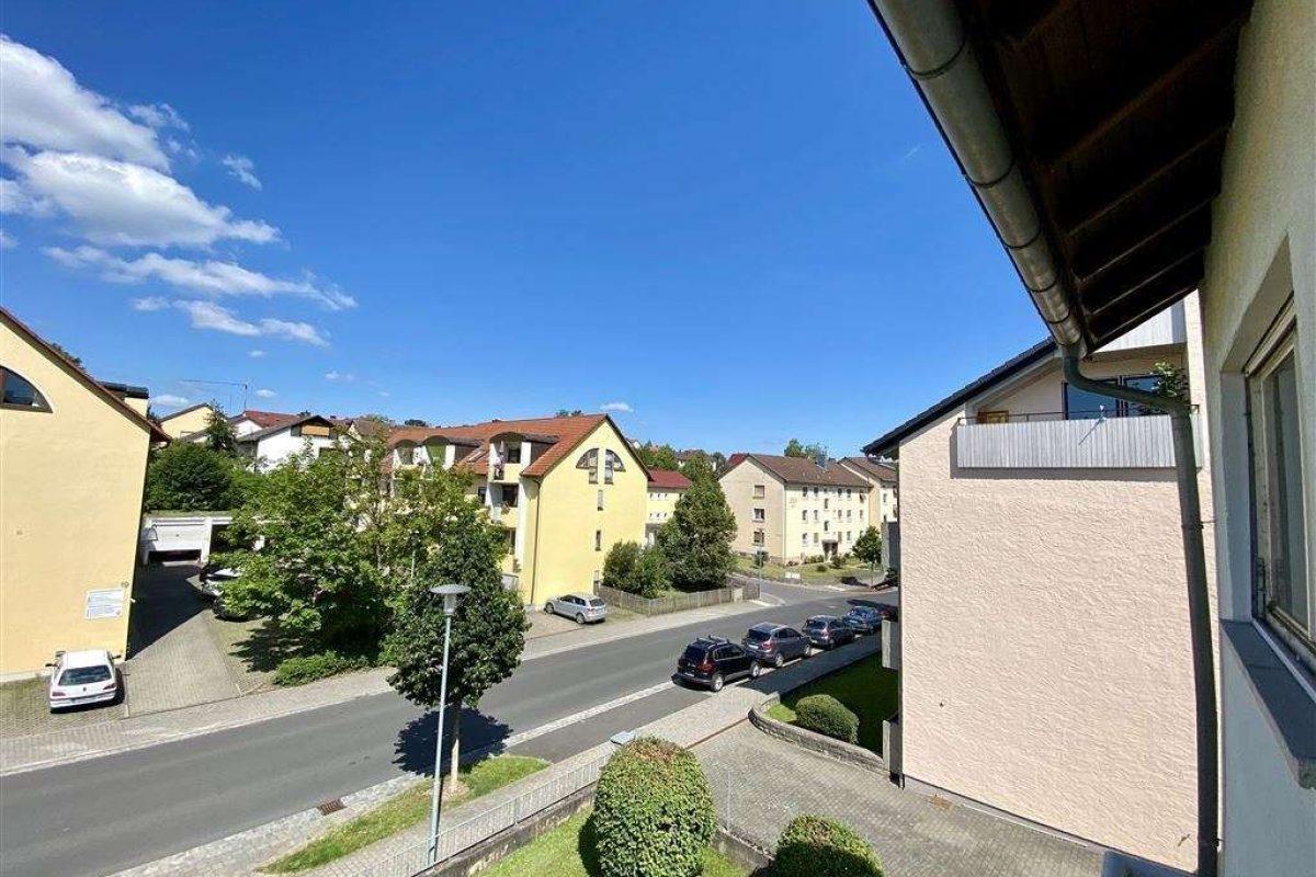 Blick nach rechts - Kuhn Immobilien Bad Kissingen