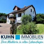 Massiv erbautes 3-Familienhaus in Burkardroth mit zwei Garagen