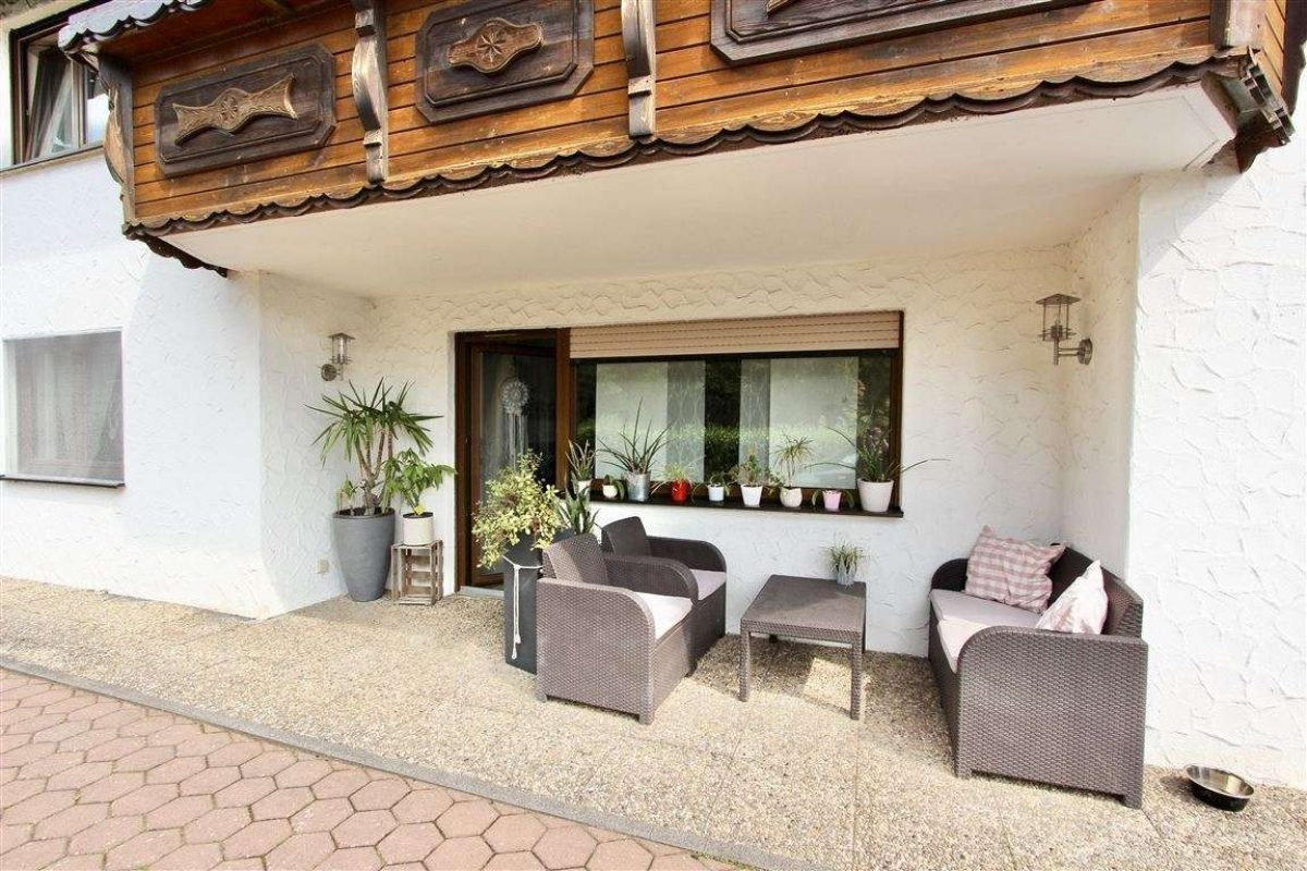 UG Terrasse - Kuhn Immobilien Bad Kissingen