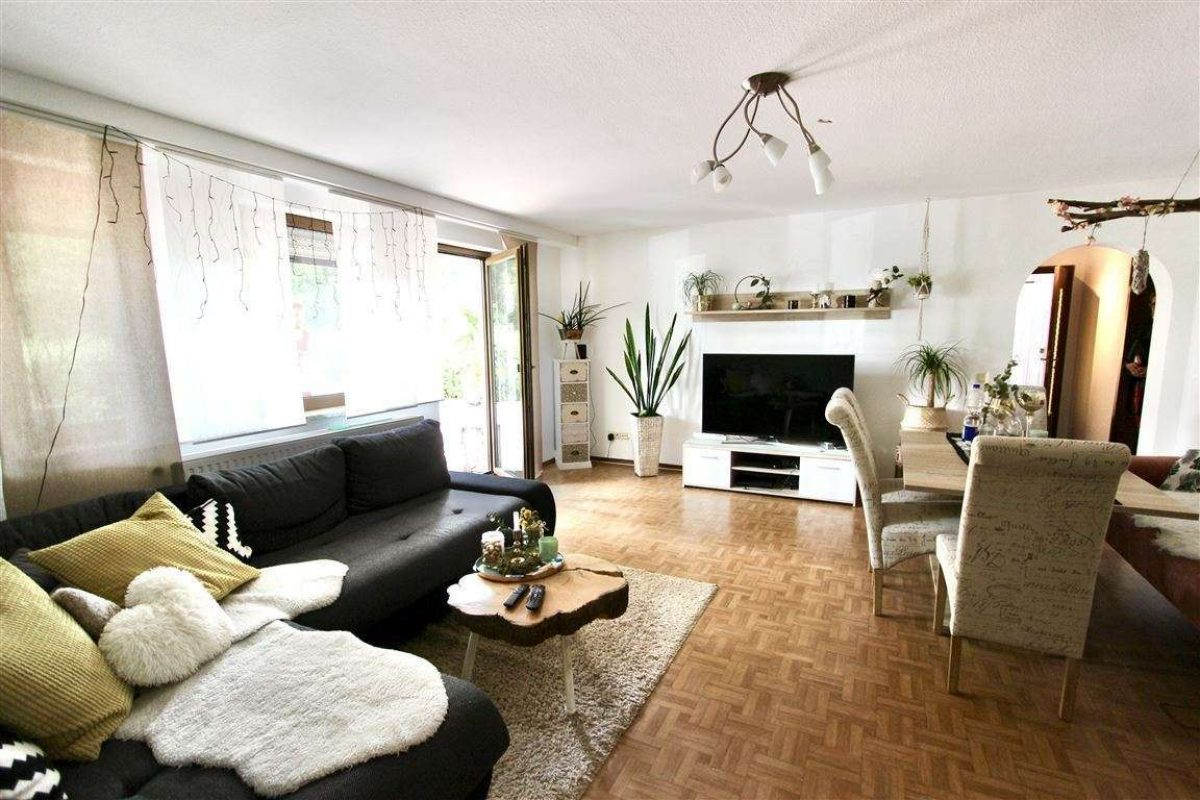 UG Wohnzimmer - Kuhn Immobilien Bad Kissingen