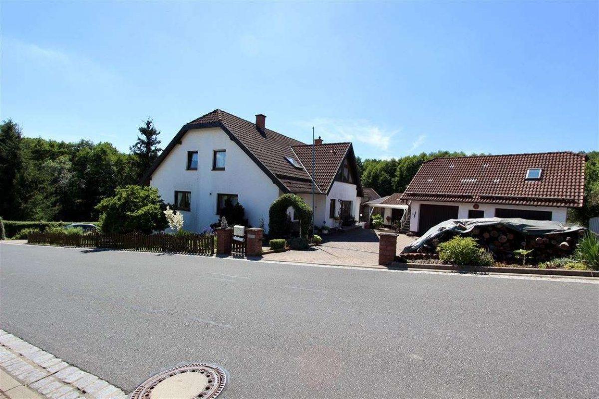 Zufahrt 1 - Kuhn Immobilien Bad Kissingen