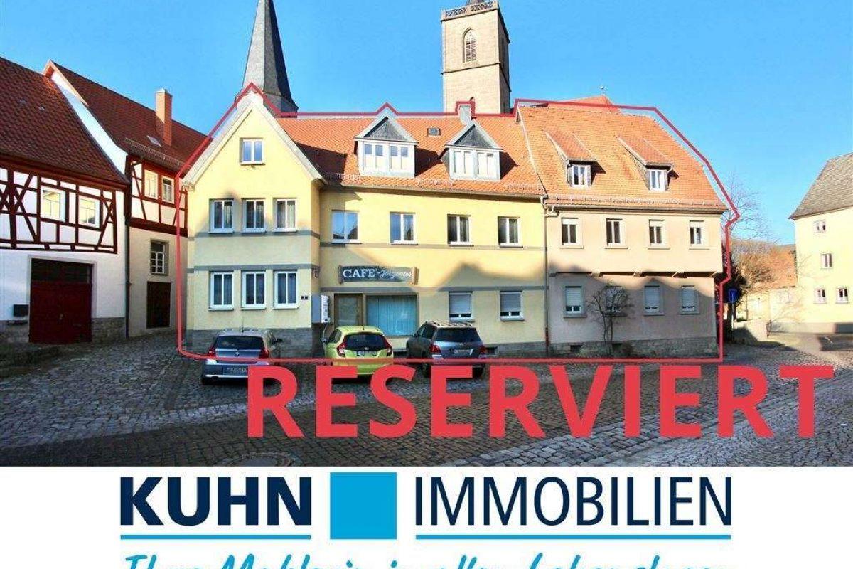RESERVIERT - Kuhn Immobilien Bad Kissingen