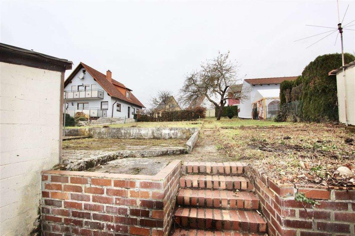 Zugang zum oberen - Kuhn Immobilien Bad Kissingen
