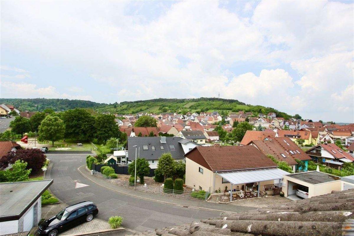 Blick OG - Kuhn Immobilien Bad Kissingen