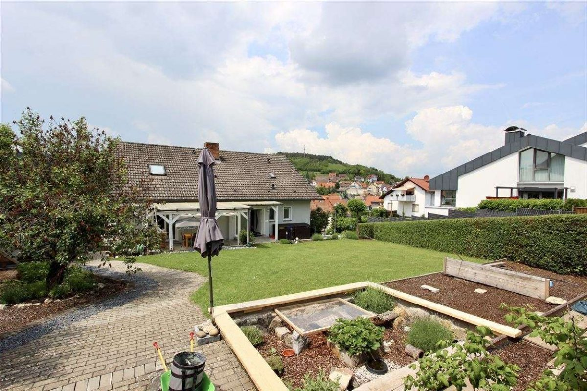 Nutzgarten - Kuhn Immobilien Bad Kissingen